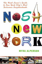 Nosh New York by Myra Alperson