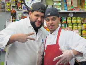 Dominican butchers in Wakefield