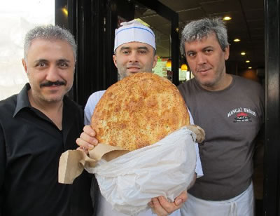 Turkish Bread
